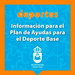 Ayuda Deporte Base